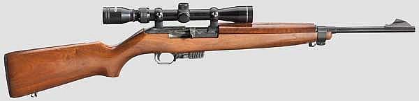 SL-Karabiner Erma EGM I, Mod. 70, mit ZF Tasco