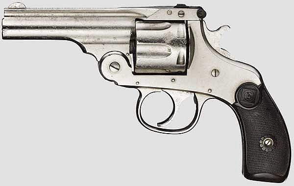 Harrington & Richardson Double Action Revolver
