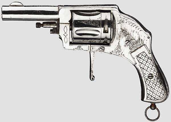 Belgischer Bulldog-Revolver
