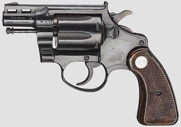 Revolver Mod. Detective, Heym