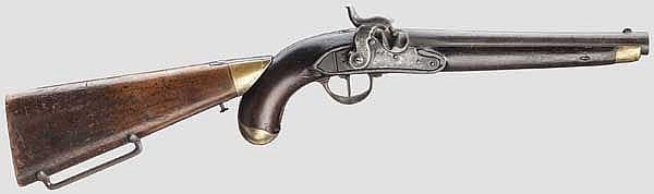 Kolbenpistole M 1818/43