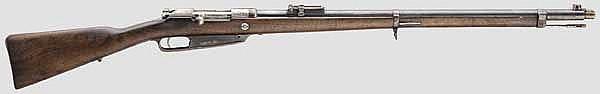 Gewehr 88, Amberg 1896