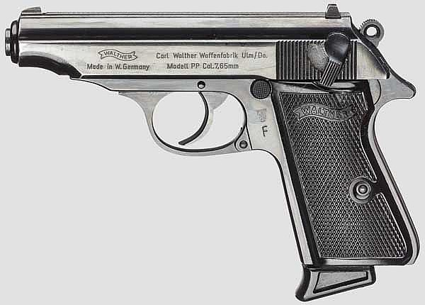 Walther PP, Polizei Hessen