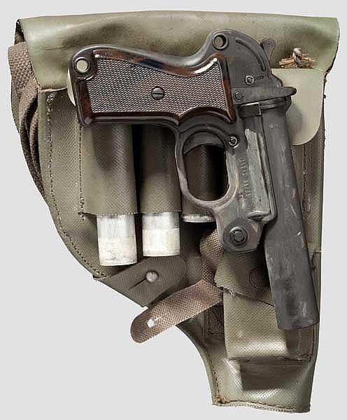 Signalpistole Geco, Bundeswehr