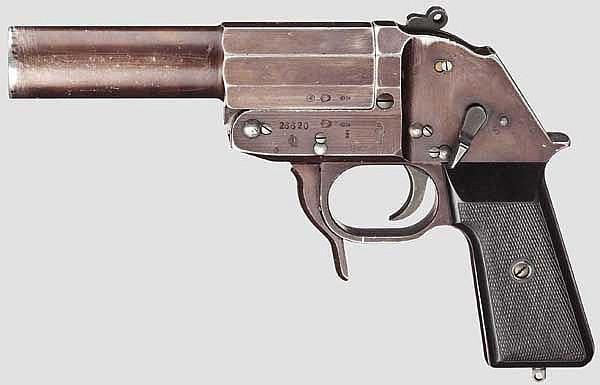 Signalpistole Mod. LP 1