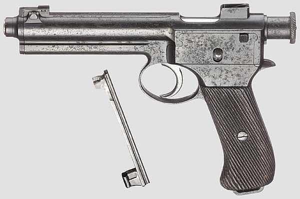 Roth-Steyr Mod. 07,
