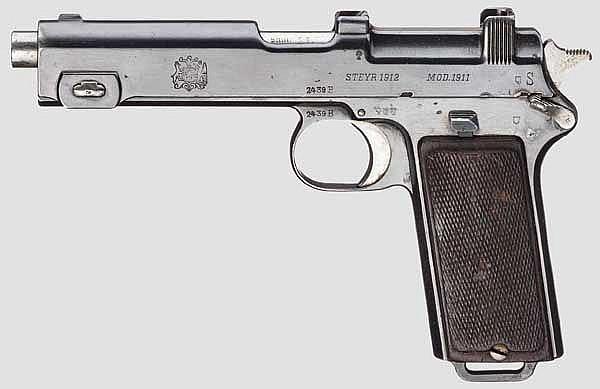 Steyr Mod. 1911