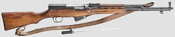 Selbstladekarabiner Simonov SKS, Typ 56
