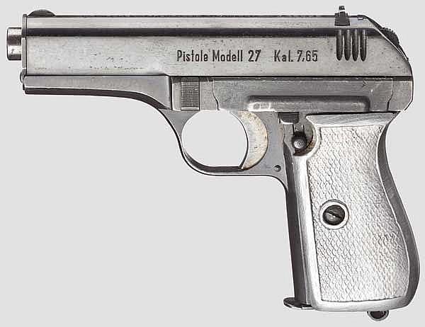 CZ Mod. 27