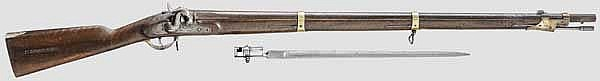 Preußisches Infanteriegewehr M 1839 für die bayerische Landwehr