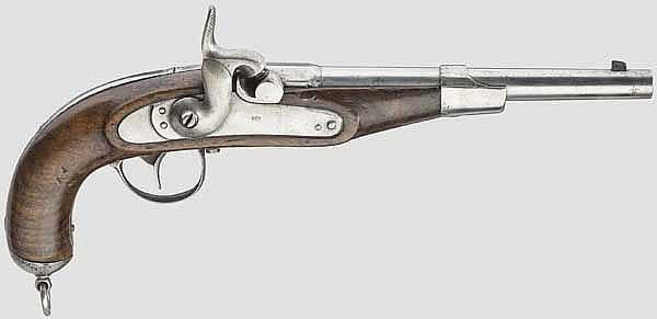 Sächsische Ulanenpistole M 1870