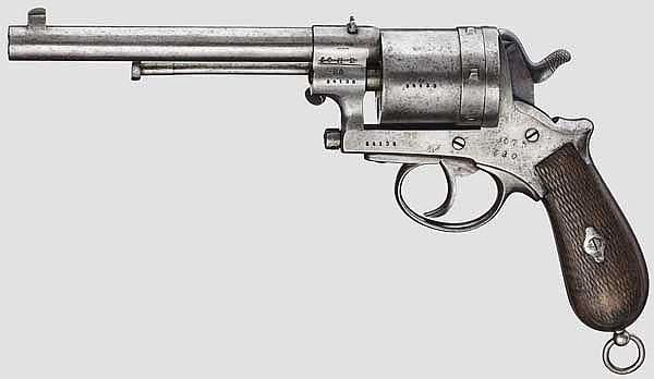 Armeerevolver, Gasser Mod. 1870/74