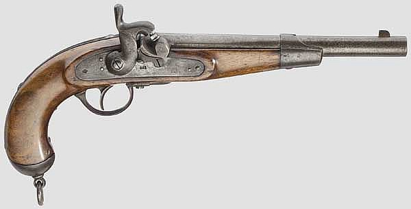Kavalleriepistole M 1862