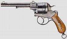 Revolver A. Francotte, Typ Gasser
