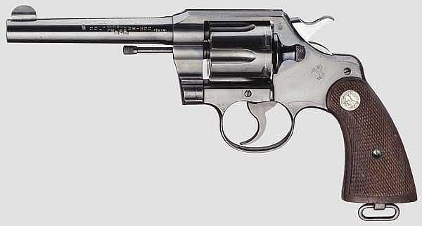 Colt Official Police für Großbritannien