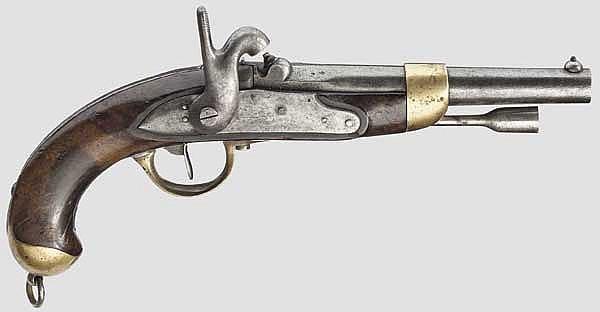 Kavalleriepistole M 1822 T bis neuf