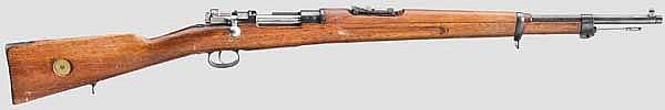 Kurzgewehr M. 96/38, Mauser