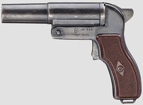 Signalpistole SPSh-44 Shpagin