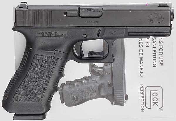 Glock Mod. 17, Polizei Bayern