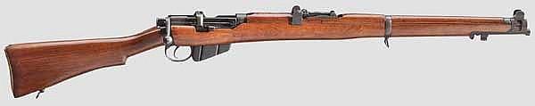 Enfield (SMLE) Rifle Mk III*