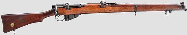 Enfield (SMLE) Rifle No. 1 Mk III*