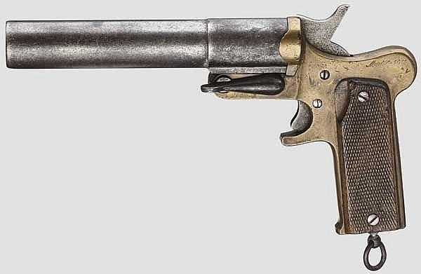 Signalpistole Modell 1918