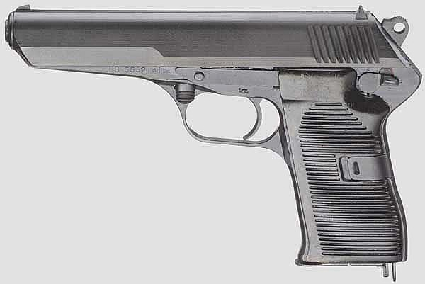 CZ Mod. 52, mit Tasche