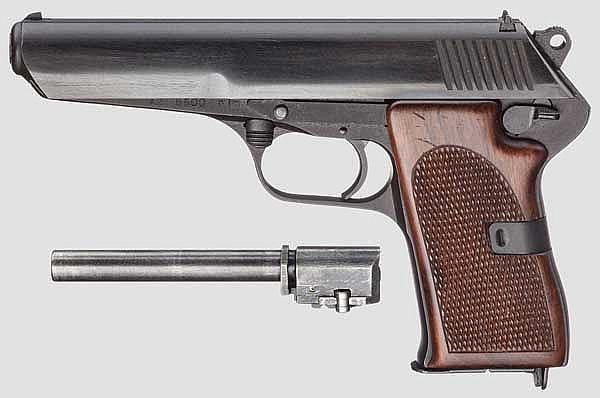 CZ Mod. 52 mit Wechsellauf
