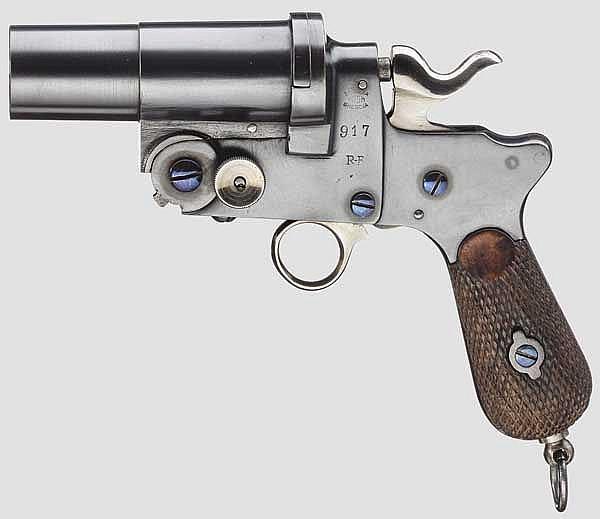 Signalpistole Mod. 00
