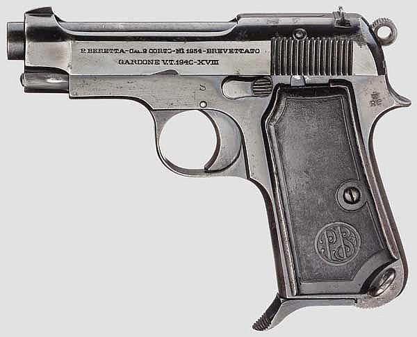 Beretta Mod. 34