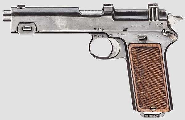 Steyr Mod. 1912