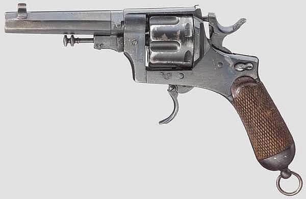 Pistola a rotazione, Mod. 1889 A