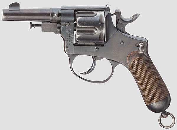 Pistola a rotazione, Mod. 1889/1922