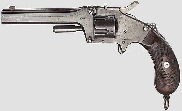 Sächsischer Revolver Mod. 1873