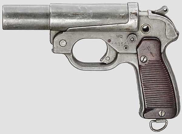 Leuchtpistole 42, Code