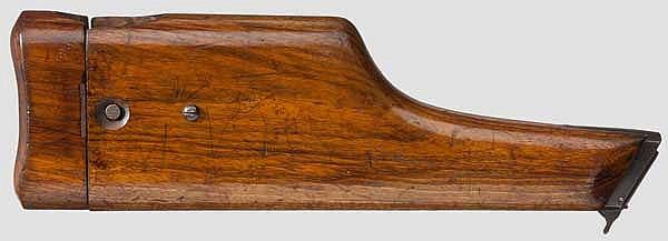 Originaler Anschlagkasten zur Star Mod. A Carbine Kal. 7,63 M (