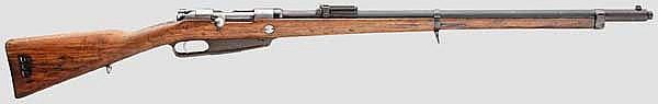Gewehr 88/05, Danzig 1890, EWB
