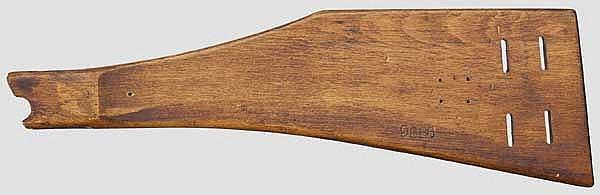 An original shoulder stock for the long Pistol 08