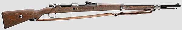 Gewehr 98, Mauser 1917