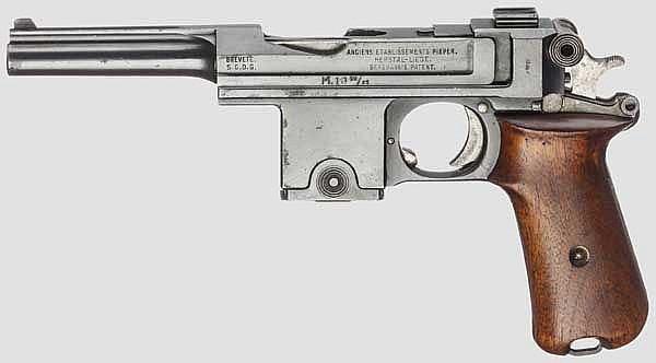Bergmann Mod. 1910/21