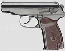 Makarov (Typ 59), mit Tasche