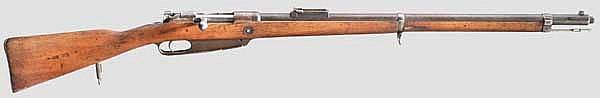 Gewehr 88/05, Danzig 1890