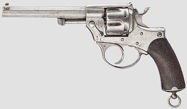 Pistola a rotazione, Mod. 1874