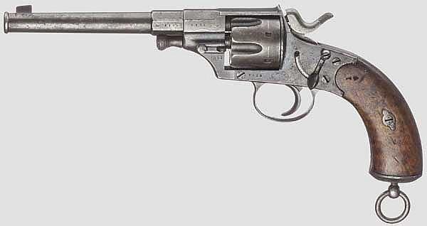 Reichsrevolver Mod. 1879, Suhler Konsortium
