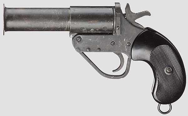 Signalpistole No. 1 MK 5