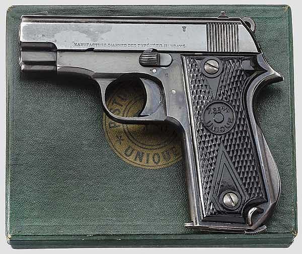 Unique Mod. 51, Polizei Hessen, im Karton