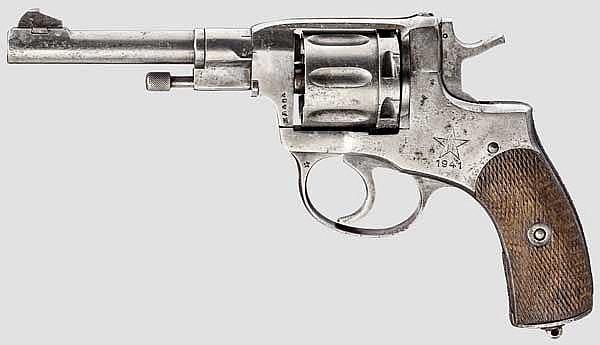 Nagant Mod. 1895/30