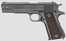 Colt Mod. 1911 A 1, mit Holster