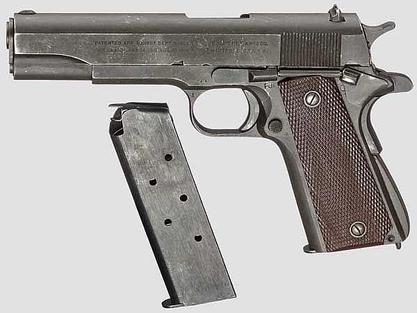 Colt Mod. 1911 A 1