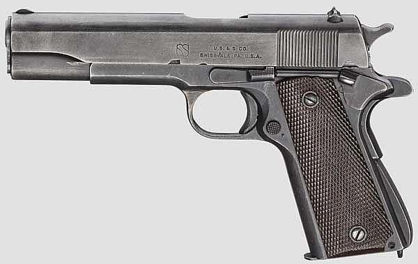 U.S.& S. Mod. 1911 A 1